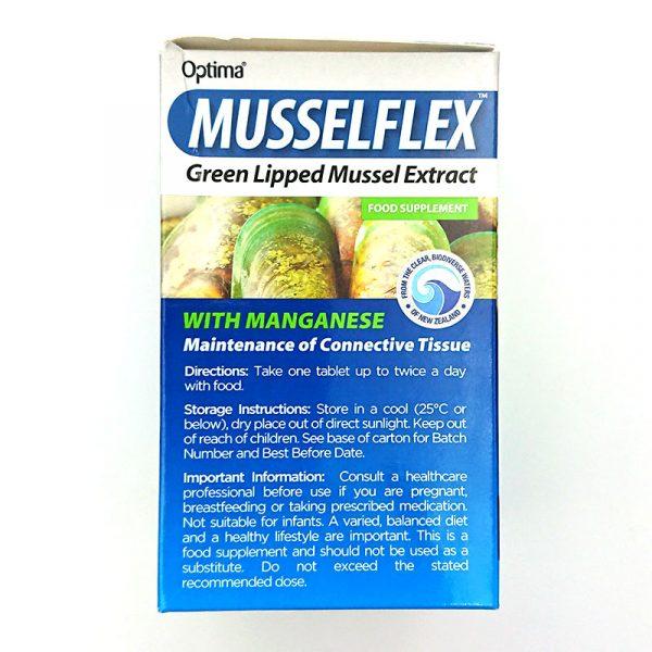 Musselflex tabletki