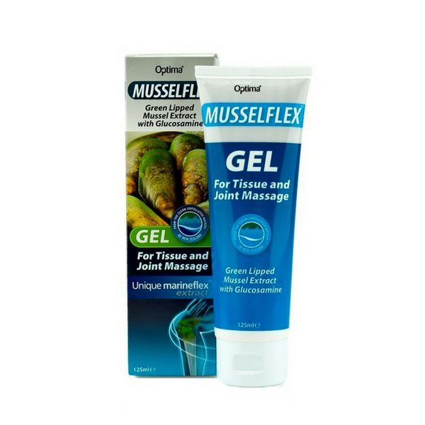 Musselflex żel 125ml od Optima