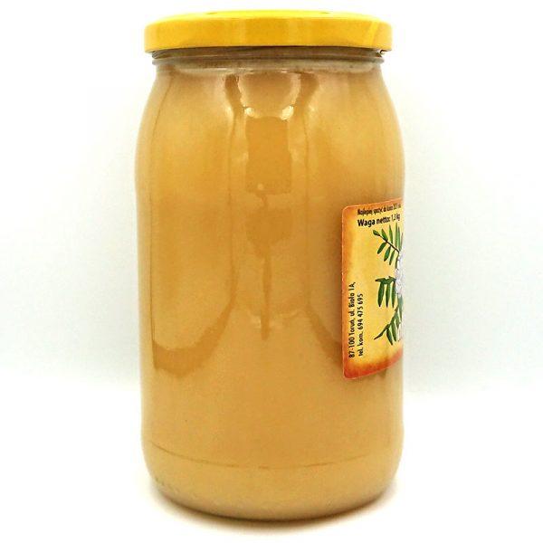 Miód akacjowy 1300g